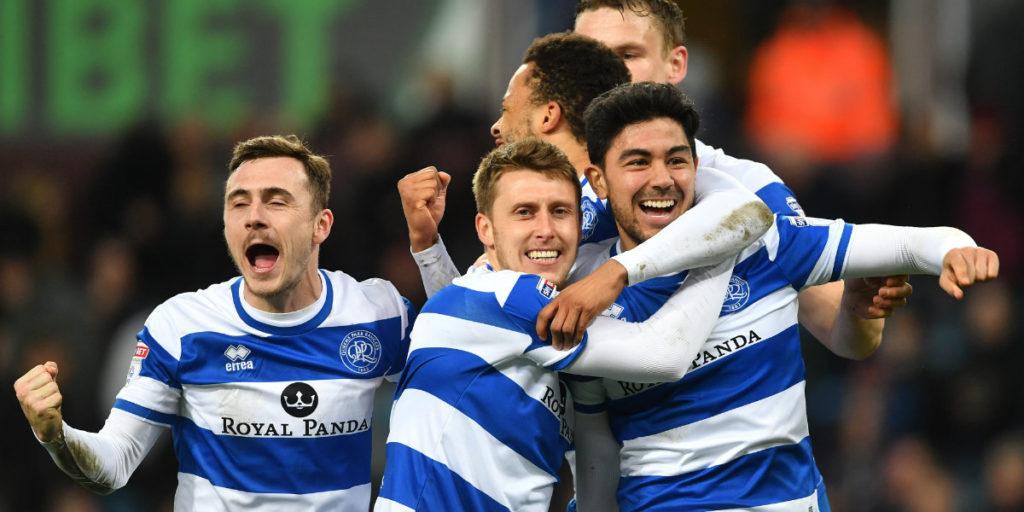 QPR storm to victory at Villa