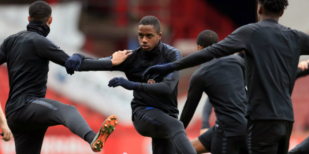 Sessegnon's incredible season – in numbers