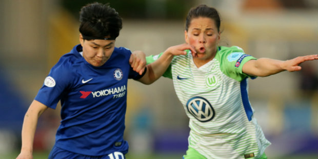 Chelsea Ladies suffer semi-final defeat
