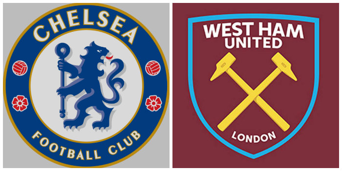 Chelsea v West Ham line-ups: Cahill returns, youngster dropped, Courtois fit, Hammers star out