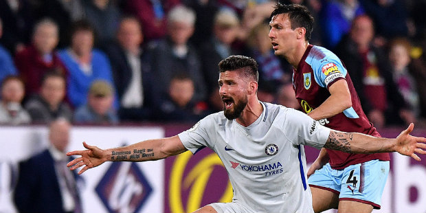 Burnley v Chelsea player ratings