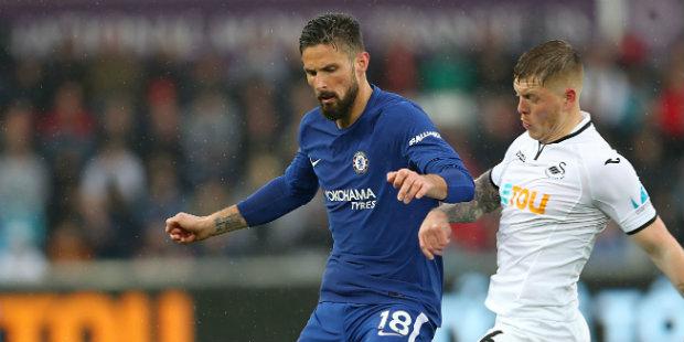Swansea v Chelsea player ratings