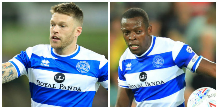 QPR win in farewell to Mackie and Onuoha