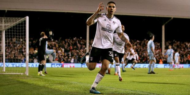Fulham back up to second after beating Sunderland