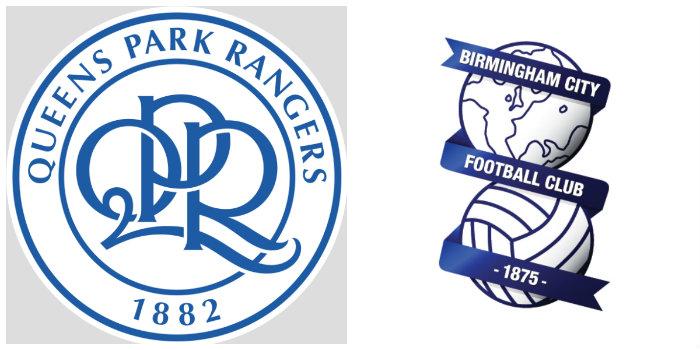 QPR v Birmingham line-ups: Youngsters play, Tilt on bench