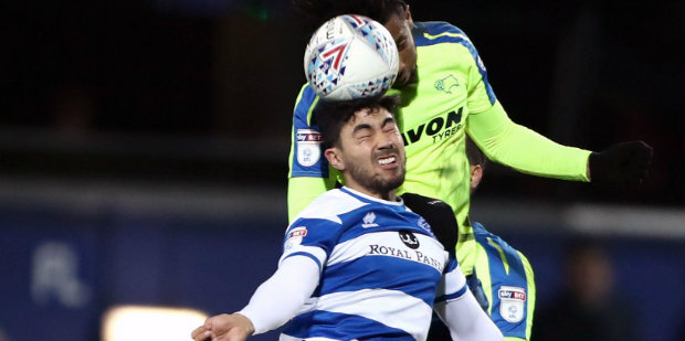 Luongo is QPR's player of the year