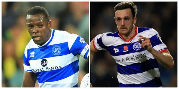 QPR: Nedum Onuoha and Jack Robinson