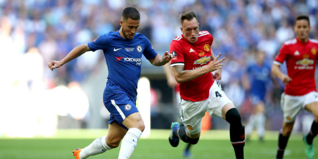 Chelsea v Man Utd: Cup final player ratings