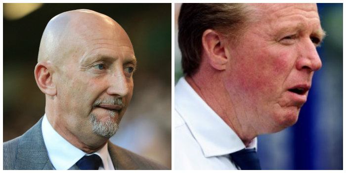 Rangers axe Holloway and turn to McClaren