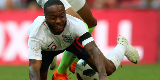 Spotlight on Raheem: How Sterling responded to his critics at Wembley