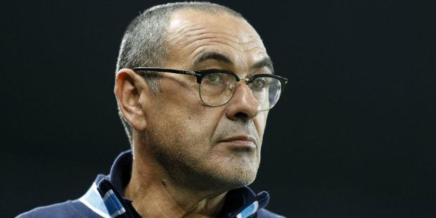 Chelsea confirm Sarri as boss and sign Jorginho