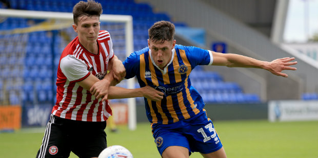Late goal gives Bees win in friendly at Shrewsbury