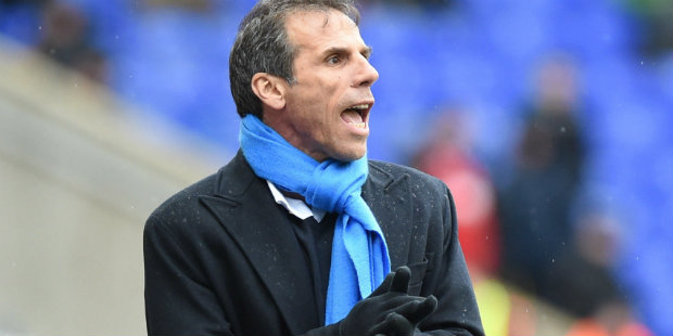 Chelsea confirm Zola's return as assistant boss