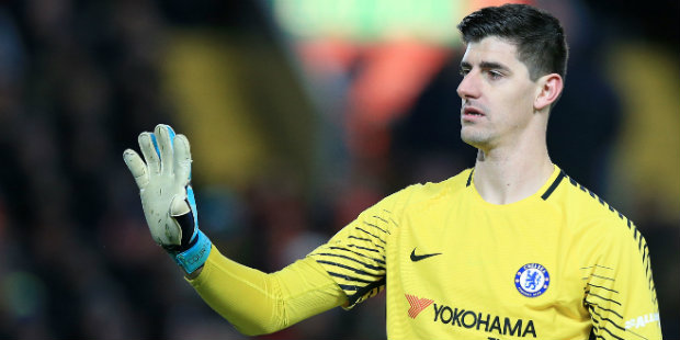 Courtois only left for family reasons, agent insists