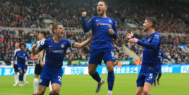 Newcastle v Chelsea player ratings