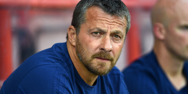Fulham boss plays down significance of Cardiff clash