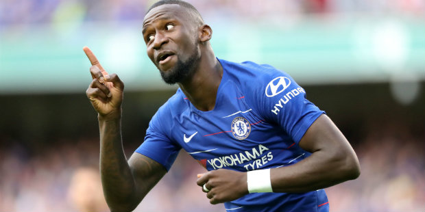 Chelsea discussing new long-term contract for Rudiger