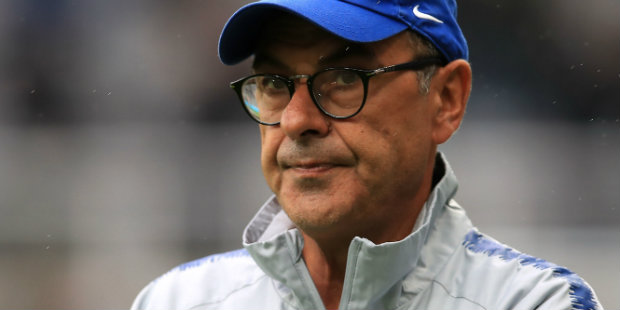 Sarri storms away from Chelsea training session