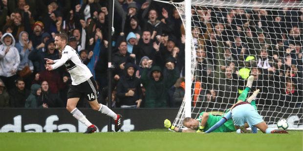 Fulham v Burnley player ratings
