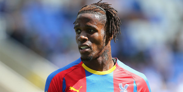 Palace's Wilfried Zaha sets his sights on Chelsea move