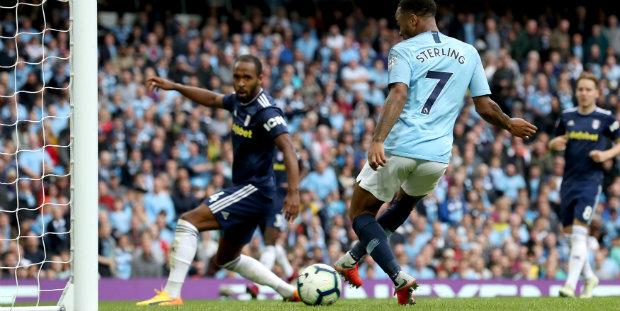 Manchester City v Fulham player ratings