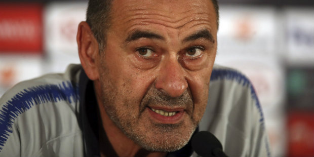 Sarri press conference – Chelsea boss on Rudiger and Willian injuries, Man Utd draw and more