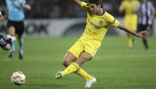 UEFA Europa League Report: PAOK v Chelsea 20 September 2018