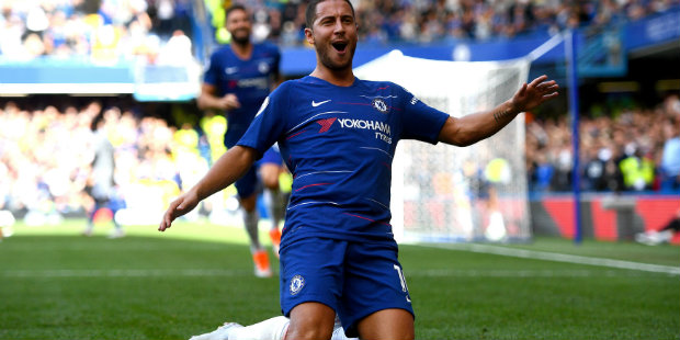 Hazard among players left out of Chelsea squad for PAOK game