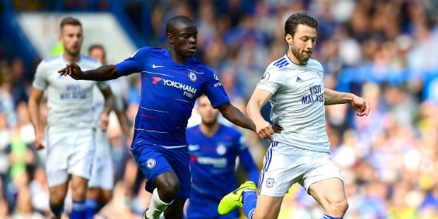 Chelsea v Cardiff player ratings