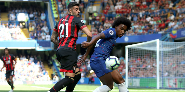 Chelsea v Bournemouth player ratings