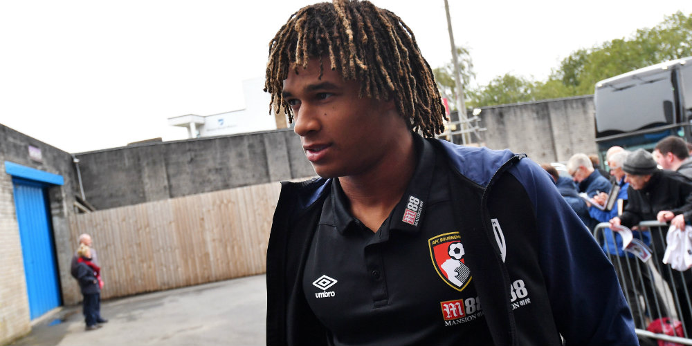 Nathan Ake has been linked with a return to Chelsea