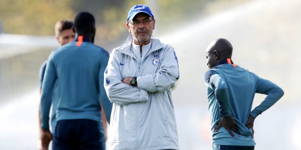 Sarri: Chelsea need time, not new signings