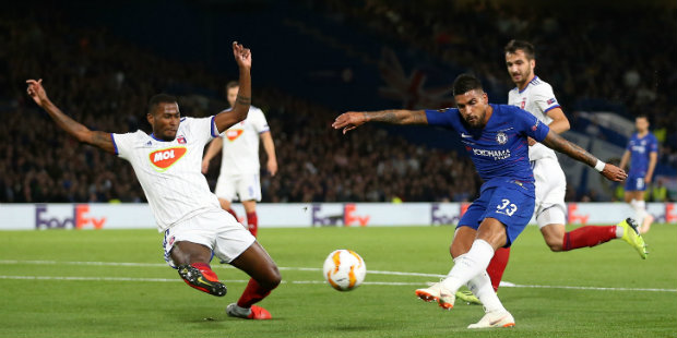 Napoli looking to sign Emerson from Chelsea