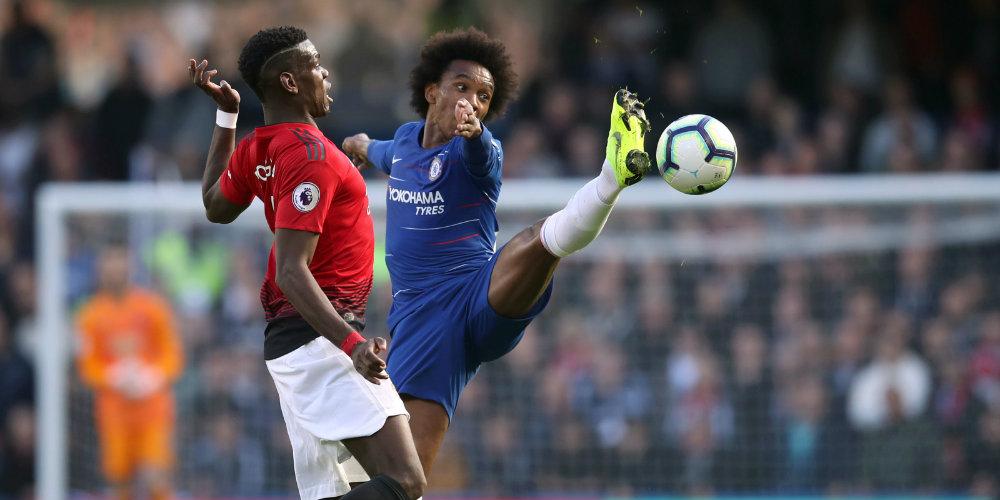 Chelsea v Manchester United player ratings