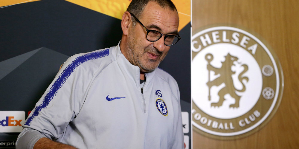 Sarri explains his key decisions for Chelsea win