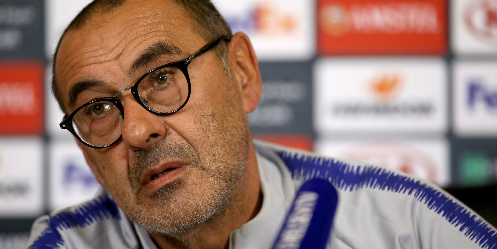Sarri press conference: live updates