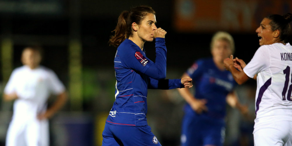 Sarri condemns 'disgusting' abuse aimed at Chelsea Women star