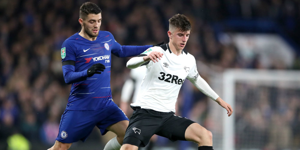 Chelsea v Derby County player ratings