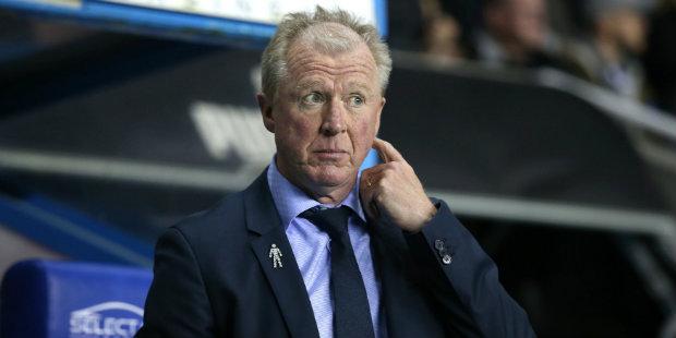QPR: Steve McClaren