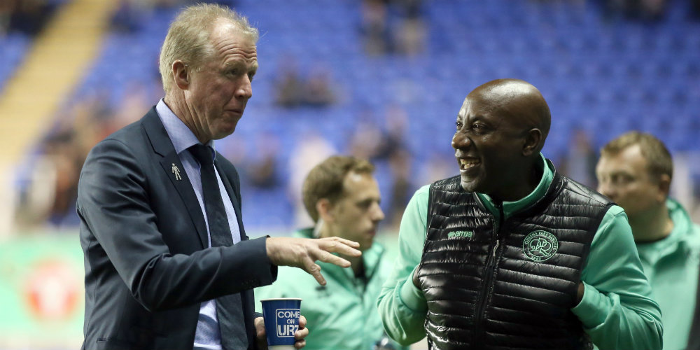 QPR: Chris Ramsey and Steve McClaren
