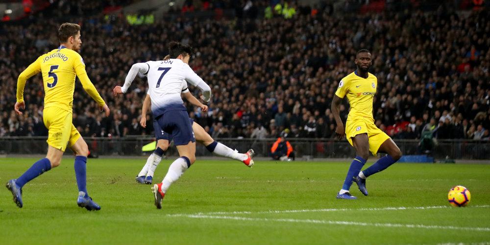 Tottenham v Chelsea player ratings