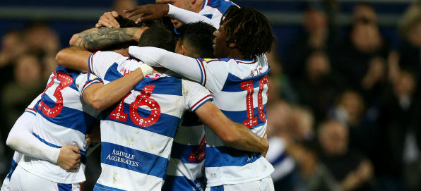 Freeman's injury-time goal rescues point for QPR