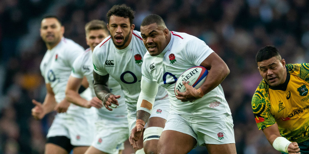Quins star Sinckler determined to stay grounded