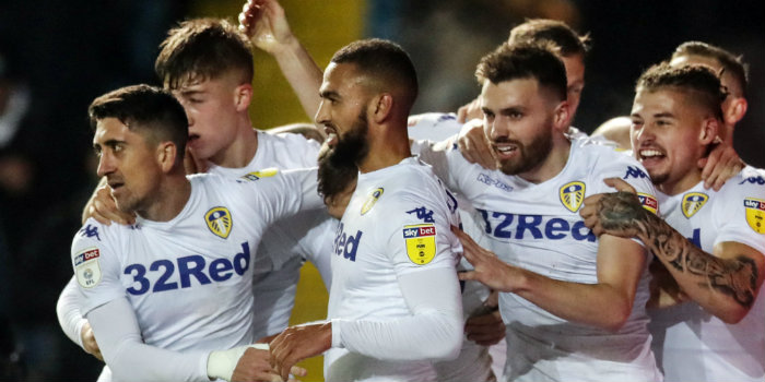 Roofe torments QPR again as Leeds come from behind
