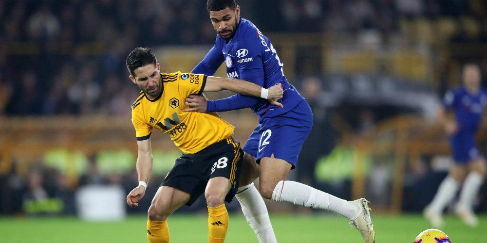 Wolves v Chelsea player ratings