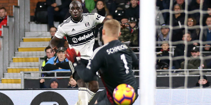 Fulham still bottom after drawing with Leicester