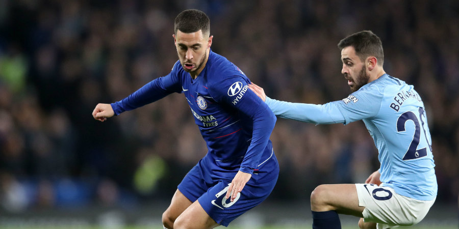 Sarri planning to play Hazard as a striker again