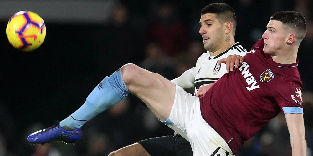 Fulham's woes continue with defeat against West Ham