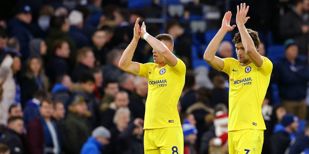 Brighton v Chelsea player ratings