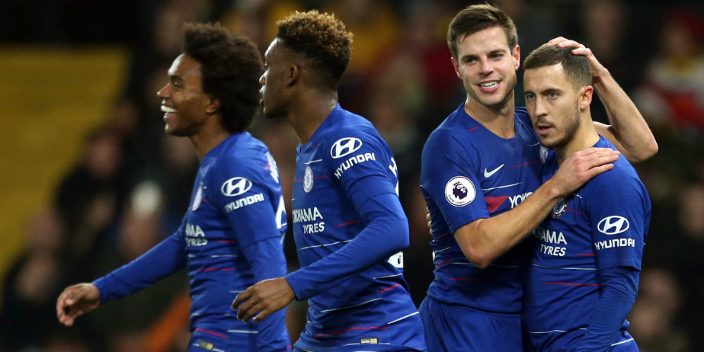 Watford v Chelsea player ratings